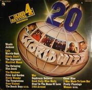 LP - War, Marvin Gaye a.o. - 20 World Hits - Oldies Revival Vol. 4