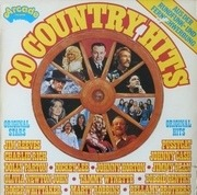 LP - Various - 20 Country Hits