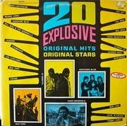 LP - Various - 20 Explosive Hits