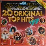 LP - Various - 20 Original Top Hits '77