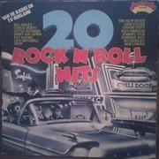 LP - Various - 20 Rock 'N' Roll Hits - Gatefold