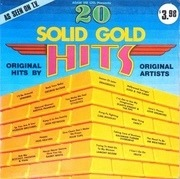 LP - Love Unlimited Orchestra, Truth a.o. - 20 Solid Gold Hits