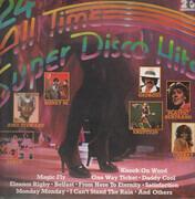 Double LP - Space, Amii Stewart, a.o. - 24 All Time Super Disco Hits