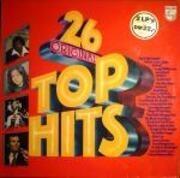 Double LP - Various - 26 Original Top Hits