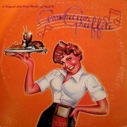 Double LP - Bill Haley, The Crests, Buster Brown,.. - American Graffiti