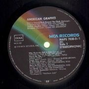 Double LP - Various - 41 Original Hits From The Sound Track Of American Graffiti