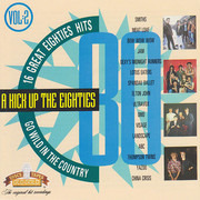 CD - Smiths / Meat Loaf / Jam a.o. - A Kick Up The Eighties Vol. 2