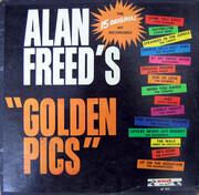 LP - Alan Freed - Alan Freed's 'Golden Pics'