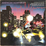 LP - Toto, Survivor, a.o. - American Heartbeat - Blue Labels