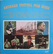 Double LP - Various - American Festival Folk Blues
