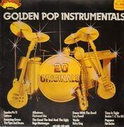 LP - Santana, Fletwood Mac, a.o. - Golden Pop Instrumentals