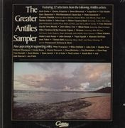 LP - Various Artists - The Greater Antilles Sampler
