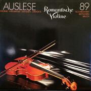 LP - Tschaikowsky, Beethoven, Bruch a.o. - Auslese 89 - Romantische Violine