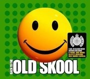 Double CD - Various - Back To The Old Skool
