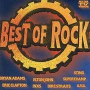 CD - Sting, Eric Clapton, Dire Straits, INXS, u.a - Best of Rock