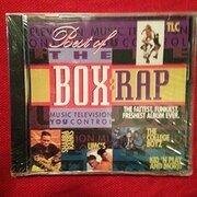 CD - TLC, The college boyz, Public Enemy, Kid'n play, u.a - Best Of The Box:Rap