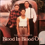 CD - Los Guitarrones / James Brown - Blood In Blood Out