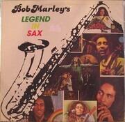 LP - Bob Marley - Bob Marley's Legend In Sax