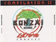 Double CD - Traxcalibur, Phrenetic System, a.o. - Bonzai Compilation II - Extreme Chapter