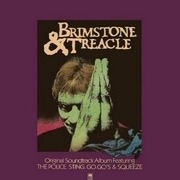 LP - Sting, The Police a.o. - Brimstone & Treacle (Original Soundtrack)