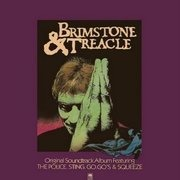 LP - Various - Brimstone & Treacle (Original Soundtrack)