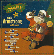 CD - Louis Armstrong, Frank Sinatra / a. o. - Christmas With Louis Armstrong And Friends