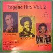 LP - Bob Marley, Horace Andy, John Holt, a.o. - Clock Tower Records Presents Reggae Hits Vol. 2