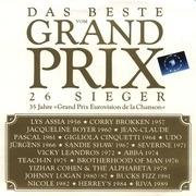Double LP - Udo Jürgens, Abba, Vicky Leandros, Nicole u.a. - Das Beste Vom Grand Prix 26 Sieger - 35 Jahre >Grand Prix Eurovision De La Chanson <
