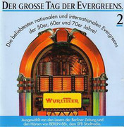 CD - Louis Armstrong / Connie Francis / a.o. - Der Grosse Tag Der Evergreens 2