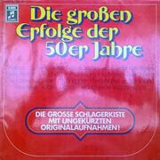 Double LP - Rocco Granata / Fred Bertelmann / Angele Durand a.o. - Der Grossen Erfolge Der 50er Jahre