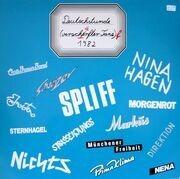 LP - Spliff, Nina Hagen, Nena, etc. - Deutschstunde (Verschärfter Tanz '82)