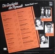 LP - Bo Didley, John Lee Hooker, Joe Turner... - Die Geschichte Der Popmusik - Motown Sound Volume 2