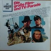 LP - Richard Clayderman, Frank Duval a.o. - Die Große Film- Und TV-Parade