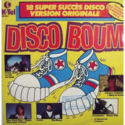 LP - Grace Jones, Carlos a.o. - Disco Boum
