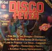 LP - Various Artists - Disco Fever