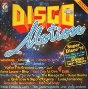 LP - Smokie, Suzi Quatro and others - Disco Motion