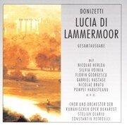 Double CD - Donizetti - Lucia Di Lammermoor (Herlea, Voinea, Georgescu)