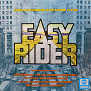 LP - Steppenwolf, The Byrds, a.o. - Easy Rider