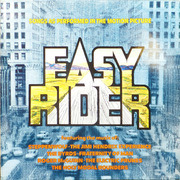 LP - Steppenwolf, The Byrds, The Jimi Hendrix Experience... - Easy Rider