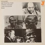 LP - Various - Esquire-Metropolitan Opera House Jam Session 1944