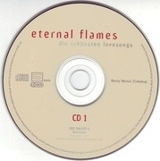 CD-Box - Bangles,Take That,Marvin Gaye,Bonnie Tyler, u.a - ETERNAL FLAMES