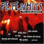 Double CD - The Clash,The Police,U2,Sisters Of Mercy, u.a - Fetenhits - The Real Classics