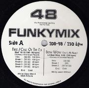 2 x 12'' - Funkymix - Funkymix 48 - Snoop Dogg, Wyclef Jean
