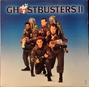 LP - Run-DMC, Bobby Brown a.o. - Ghostbusters II