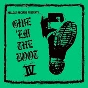 CD - Rancid,The Aggrolites,Tiger Army,The Slackers, u.a - Give 'Em The Boot IV