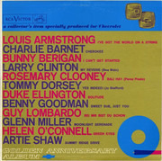 LP - Louis Armstrong, Charlie Barnet, a.o. - Golden Anniversary Album (A Collector's Item Specially Produced For Chevrolet) - Mono
