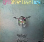 LP - Dusty Springfield, Aphrodite's Child, Blue Cheer - Greatest Beat Hits Vol. 1 - Philips Comp 1968