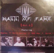 12'' - KRS One, Kasino, Spice 1 - Hall Of Fame EP Vol. 2