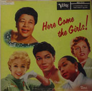 LP - Ella Fitzgerald / Anita O'Day / a.o. - Here Come The Girls