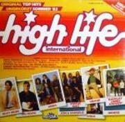 LP - Various - High Life International
